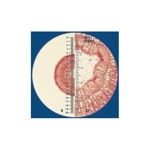 0000001078583 - Micromètre oculaire à double échelle x8 et x32