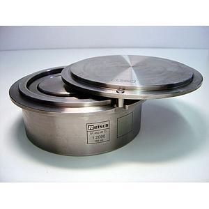 01.462.0171 - Eléments de broyage - acier au chrome - 100 ml