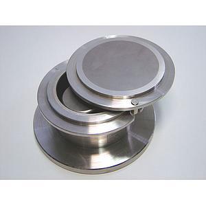 01.462.0177 - Eléments de broyage - carbure de tungstène - 50 ml