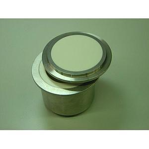 01.462.0187 - Bol de broyage comfort - Oxyde de zirconium - 125 ml
