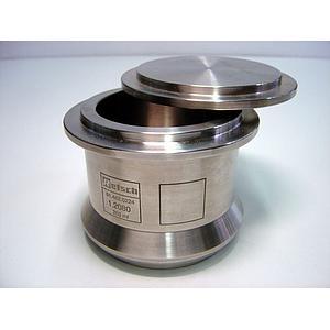01.462.0224 - Bol de broyage comfort - acier spécial au chrome - 250 ml
