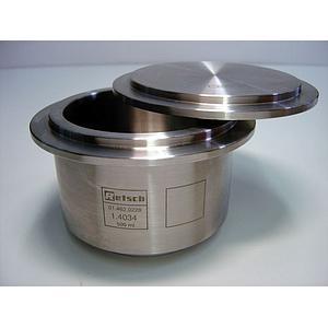 01.462.0228 - Bol de broyage comfort - acier inoxydable - 500 ml
