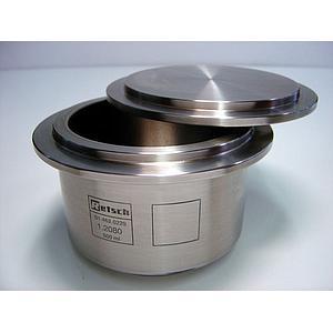 01.462.0229 - Bol de broyage comfort - acier spécial au chrome - 500 ml