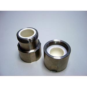 01.462.0234 - Bol de broyage en oxyde de zirconium - 10 ml