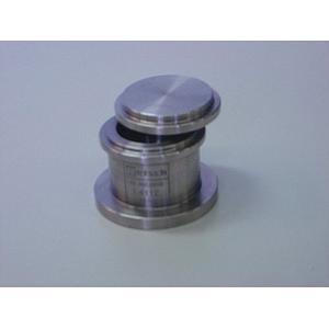 01.462.0239 - Bol de broyage comfort - acier inoxydable - 12 ml