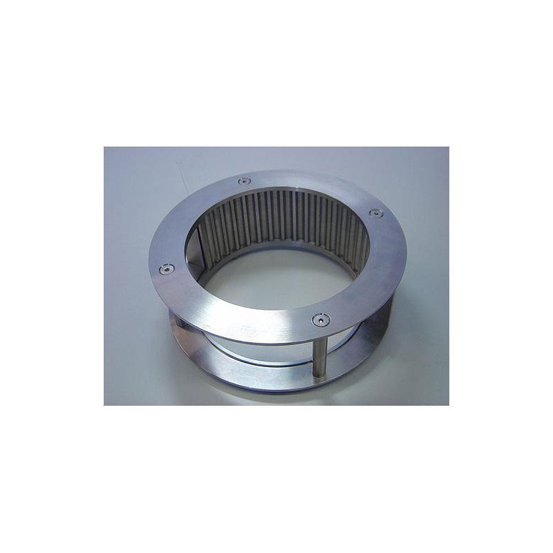 02.143.0014 - Cadre de garniture de tamis 180° en acier inox
