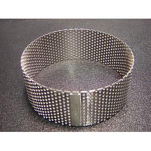 02.407.0035 - Tamis annulaire en acier inox 360 ° - 3.00 mm