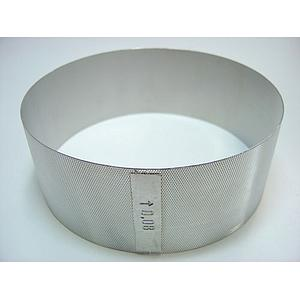 02.407.0057 - Tamis annulaire en acier inox 360 ° - 0.08 mm