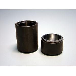 02.462.0052 - Bol de broyage en acier chromé - 25 ml