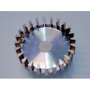 02.608.0042 - Rotor à 24 dents en inox