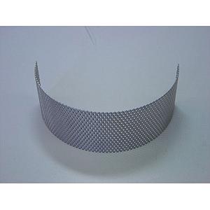 03.647.0044 - Tamis annulaire en acier inox 180 ° - 1.00 mm