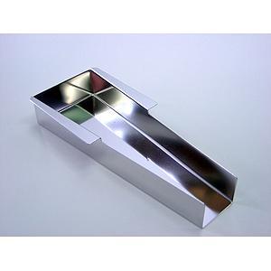 03.729.0040 - Goulotte à clips pour goulotte d'alimentation DR100 - Retsch