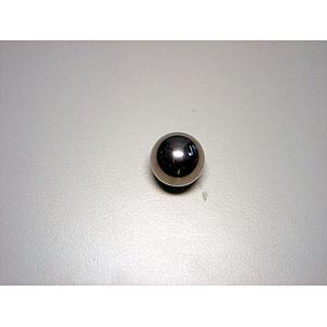 05.368.0036 - Bille de broyage- Acier inoxydable - Ø 9 mm