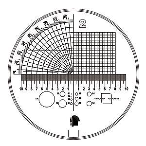 09460-TEC - Doubles échelles - Tech-line - Schweizer