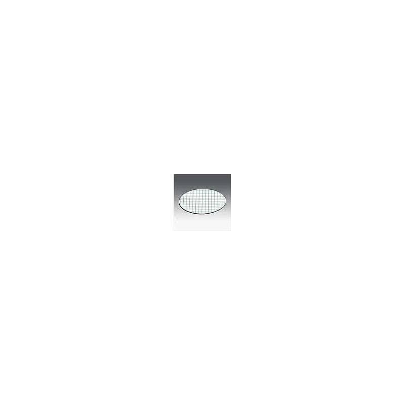 13906-050ACN - Membrane filtrante 0.45 µm blanche quadrillage vert