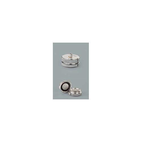 16214 - Dispositif de filtration réutilisable en acier inox pour solvants et produits chimiques