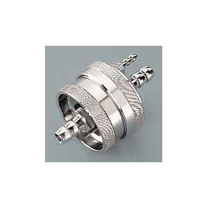 16254 - Appareil de filtration en acier inox pour filtration en ligne