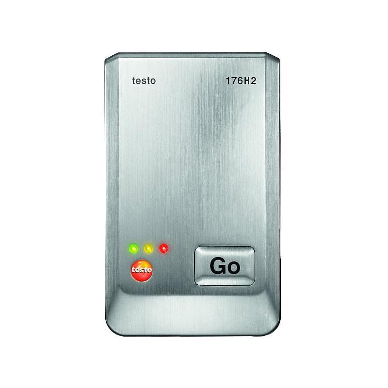 176-H2 - Enregistreur d'humidité relative et de température - Testo