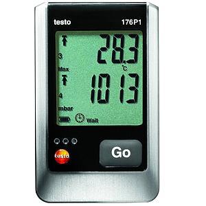 176-P1 - Enregistreur de pression, d'humidité relative et de température - Testo
