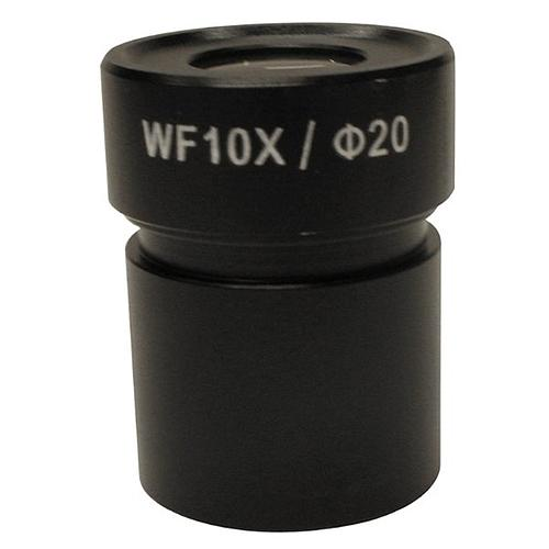 2 oculaires WF10x / 20 mm - Optika