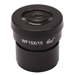 2 oculaires WF15x / 15 mm - Optika