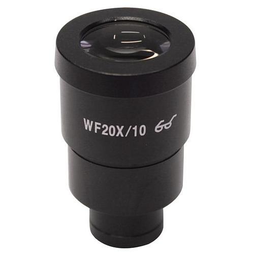 2 oculaires WF20x / 10 mm - Optika