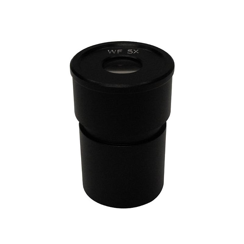 2 oculaires WF5x / 22 mm - Optika