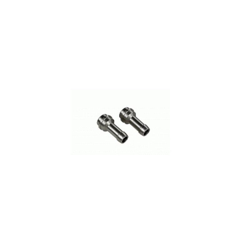 2 raccords pour tubes Ø 8 mm int. - Julabo