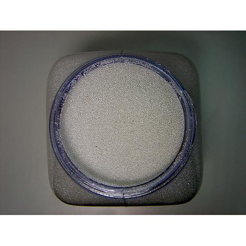 22.222.0002 - Bille de broyage pour tubes à réactions - verre - Ø 0.25 / 0.50 mm- Retsch