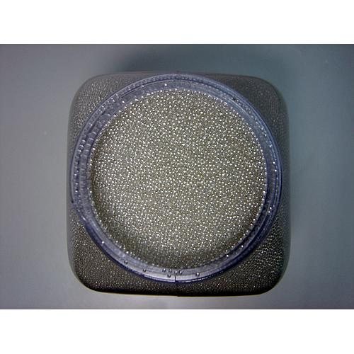 22.222.0003 - Bille de broyage pour tubes à réactions - verre - Ø 0.50 / 0.75 mm- Retsch