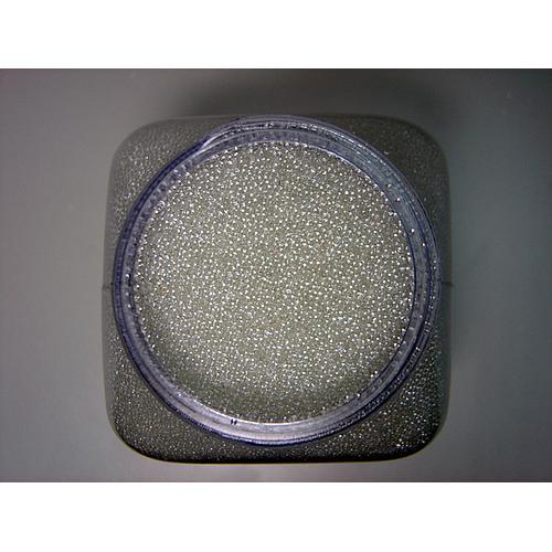 22.222.0004 - Bille de broyage pour tubes à réactions - verre - Ø 0.75 / 1.00 mm- Retsch