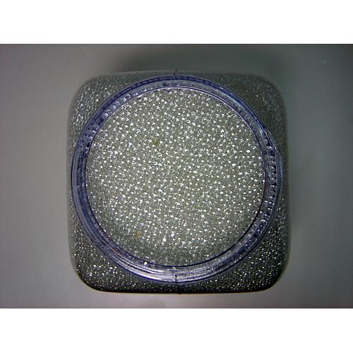 22.222.0005 - Bille de broyage pour tubes à réactions - verre - Ø 1.00 / 1.50 mm- Retsch