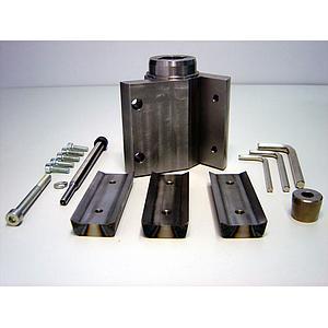 22.608.0018 - Rotor à découpe parallèle en acier ST52 - Retsch