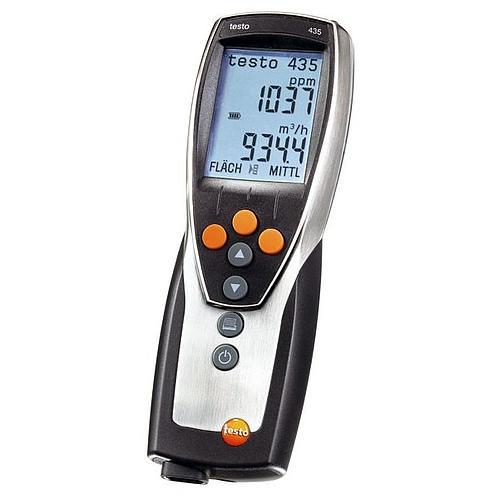 435-4 - Appareil de mesure multifonctions - Testo