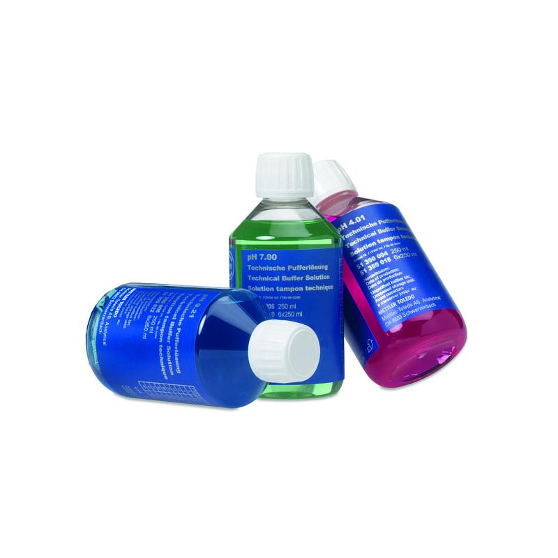 51350002 - Solution tampon pH 2,00 - Flacon 250 ml - Mettler toledo