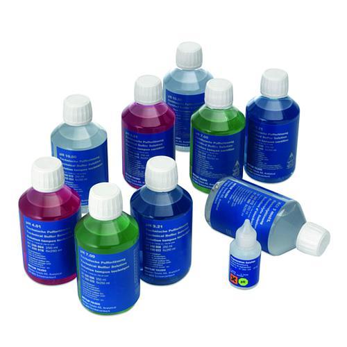 51350016 - Solution tampon pH 2,00 - 6 flacons de 250 ml - Mettler toledo