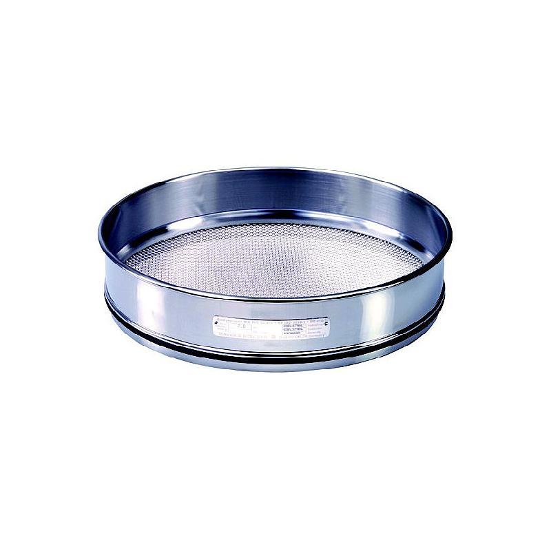 520661 - Tamis Ø 200 mm - Hauteur 50 mm - 20 µm - Haver & Boecker