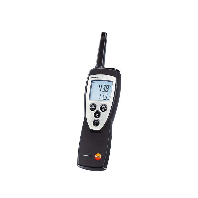 625 - Hygromètre à sonde intégrée ou déportée - Testo