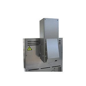 631000166 - Cheminée d'évacuation / catalyseur