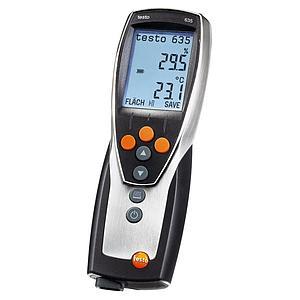 635-1 - Hygromètre à sondes interchangeables - Testo