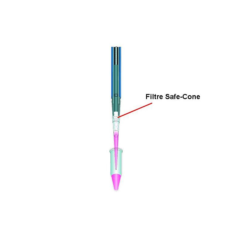 721008 - Filtre Safe-Cone standard
