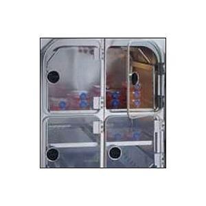 8012-0580 - Set de modification de la chambre en compartiments - CB 150