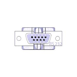 80500733 - Interface RS 232 supplémentaire - Ohaus