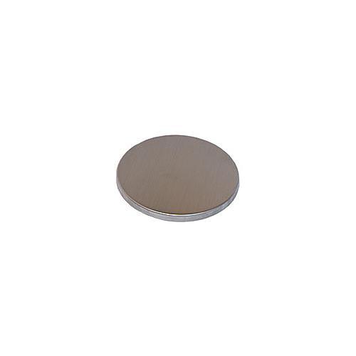80850076 - Sur-plateau en acier inox pour le plateau de pesée