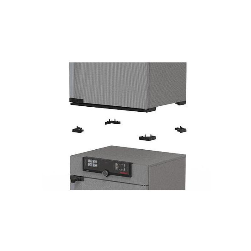 Accessoires pour empiler deux appareils - 4 pièces - Modèles 30 à 110 - Memmert