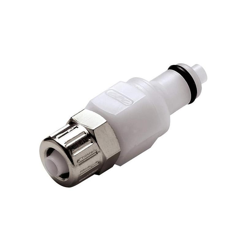 Accouplement à fermeture rapide DN 3.2 mm - Pièce mâle - Bürkle