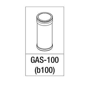 Adaptateur pour 1 tube à fond rond de 100 ml - Gyrozen