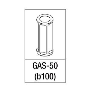 Adaptateur pour 1 tube à fond rond de 50 ml - Gyrozen