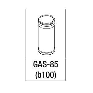 Adaptateur pour 1 tube à fond rond de 85 ml - Gyrozen