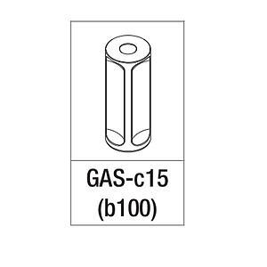 Adaptateur pour 1 tube conique de 15 ml - Gyrozen